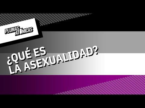 ¿Qué  es la asexualidad?