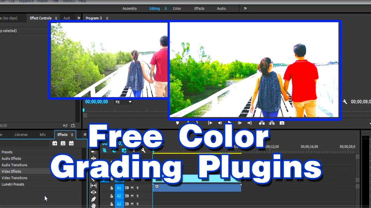 adobe premiere pro cs6 color correction plugins free download