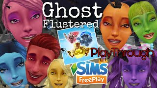 GHOST FLUSTERED QUEST 👻 | The Sims FreePlay