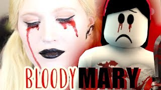 Would you ADOPT BLOODY MARY? Roblox Adopt Me Social Experiment