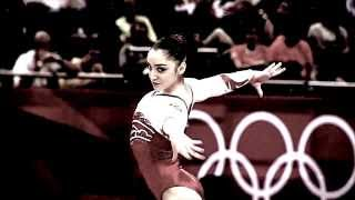 Aliya Mustafina and Viktoria Komova - Just the two of us against the rest of the world