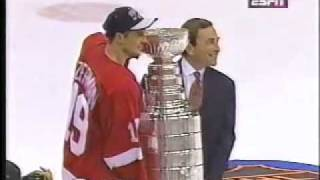 1998 Stanley Cup Finals Game 4