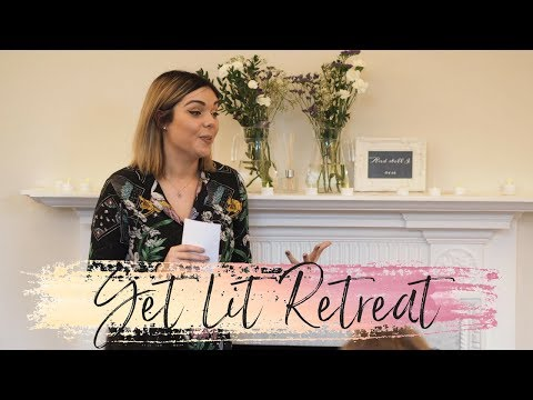 GET LIT RETREAT IN LONDON | VLOG | Emma Mumford