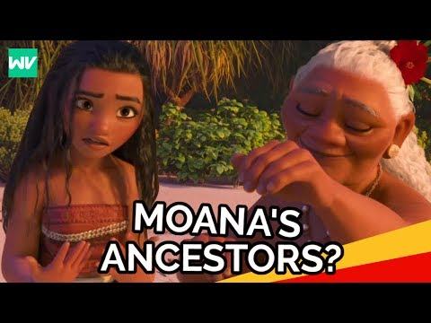Who Were Moana's Ancestors? | Moana's Grandpa, Grandma Tala & More!: Discovering Disney