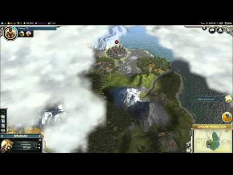 Civilization V- Gods And Kings-1-Lets Just Pick The Chick |
