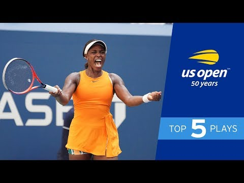 US Open 2018: Top 5 Plays On Day 3
