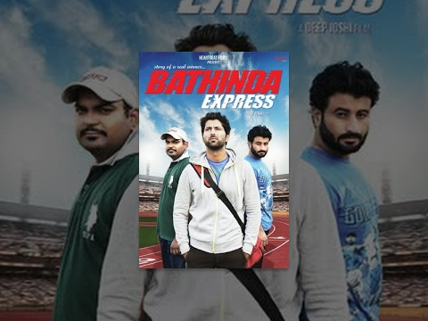 Bathinda Express | Full Movie | New Punjabi Movies 2016 | HD | Subtitles | 5.1