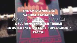 Sabbra Cadabra: Sabbath in the box! by Catalinbread