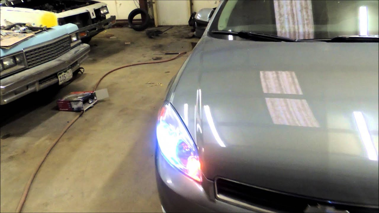 08' Chevy Impala