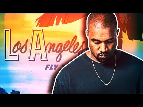 Kanye West and Madlib: The Making of No More Parties In LA
