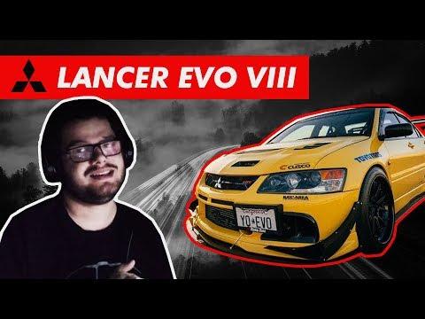 Tunning Mitsubishi Lancer EVO VIII, Moj nový tátoš na FiveM GTA5, Tunning Showcase Slovensky