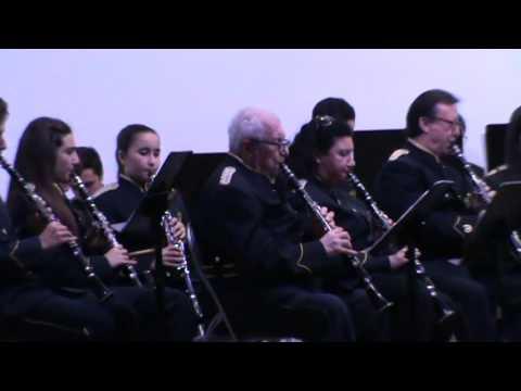 LUISITO. (Bolero para Clarinete). BANDA DE MÚSICA GUZMÁN RICIS BARCARROTA