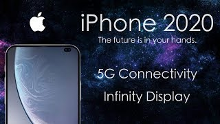 Infinity Display iPhones Coming in 2020 | Smaller Notch on iPhone XI (2019)