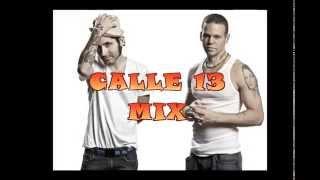 Calle 13 Mix