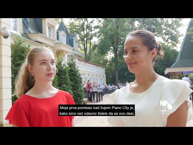 Piano City Novi Sad:  Kutak za mlade pijaniste