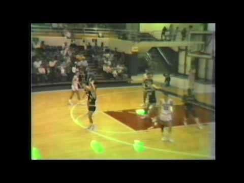 Edmonson County High School - Wildcat Basketball vs. Grayson County (1/22/88)