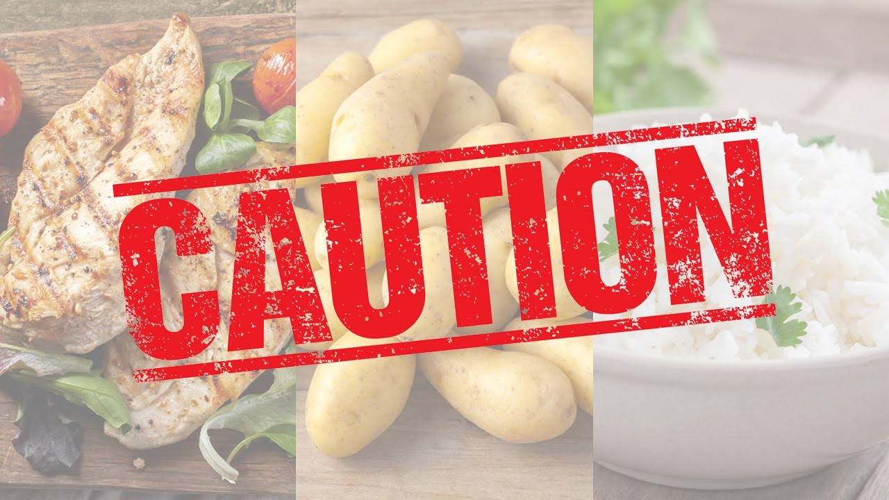 7 common foods you should never reheat youtube - Foods never reheat ...
