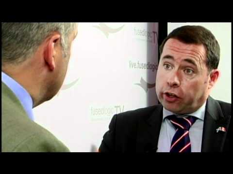David Rennie, Scottish Enterprise - Global Petroleum Show 2012