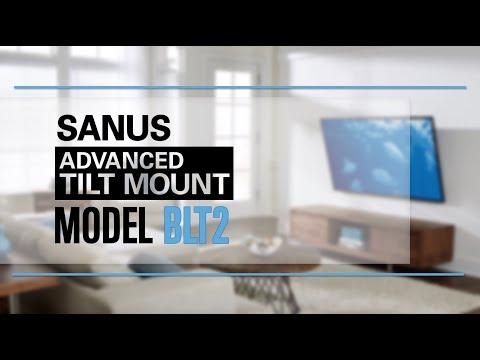 SANUS BLT2 - Advanced Tilt TV Mount