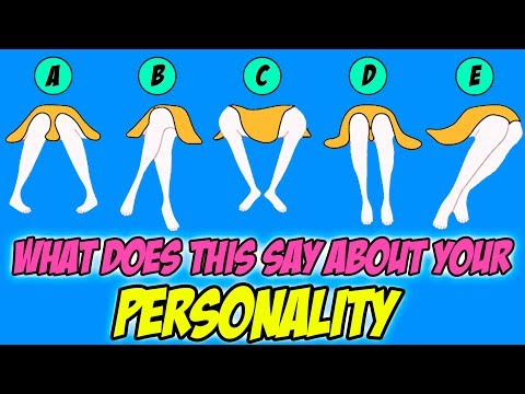 Thumbnail: What Your Body Reveals About Your Personality!! 7 Interesting Things To Watch For Summer