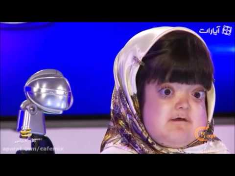 Disabled (Blind) Persian Girl Sings Miraculously- Beautiful Voice! (English Subtitle)