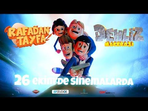 Rafadan Tayfa Dehliz Macerası Şarkısı Devamı Tüm Sinemalarda!!!