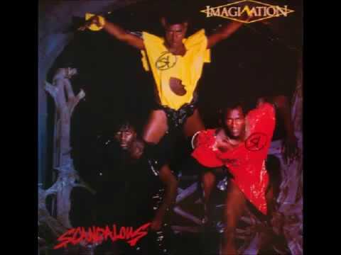 Imagination - Scandalous (1983 full album)