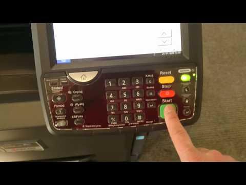 Kyocera TaskAlfa 3501i 4500i 4501i 5501i RESET maintenance