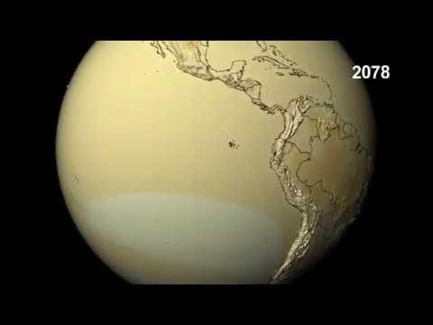 NASA predice que así será la Tierra en el 2099