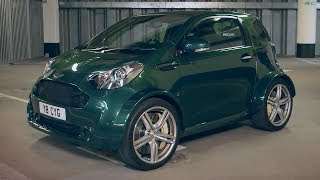 Aston Martin Cygnet V8 Walkaround | Top Gear