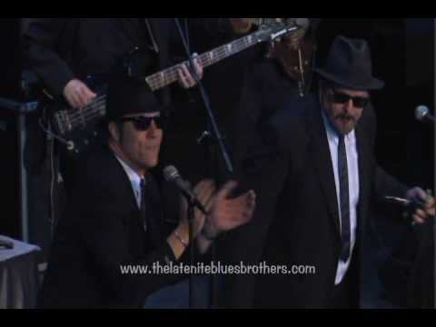 Gimme Some Lovin'-The Late Nite Blues Brothers Band
