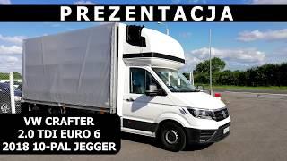 Prezentacja VW CRAFTER 2018 / Euro 6 / JEGGER / SPOJKAR