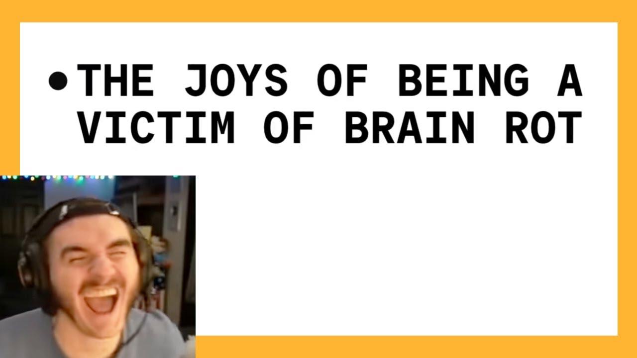 brain rot