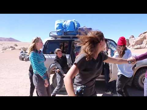 South America Adventure-  The Traveling School