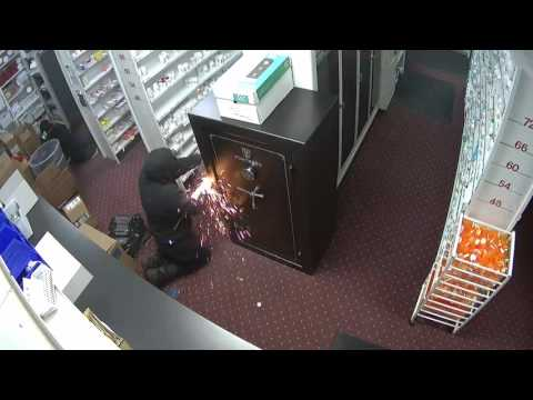 Complete Surveillance Video From $1 Million Pharmacy Robbery