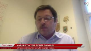 Özel Yayın: Avrupa'da yeni terör dalgası Konuk: Walter Posch