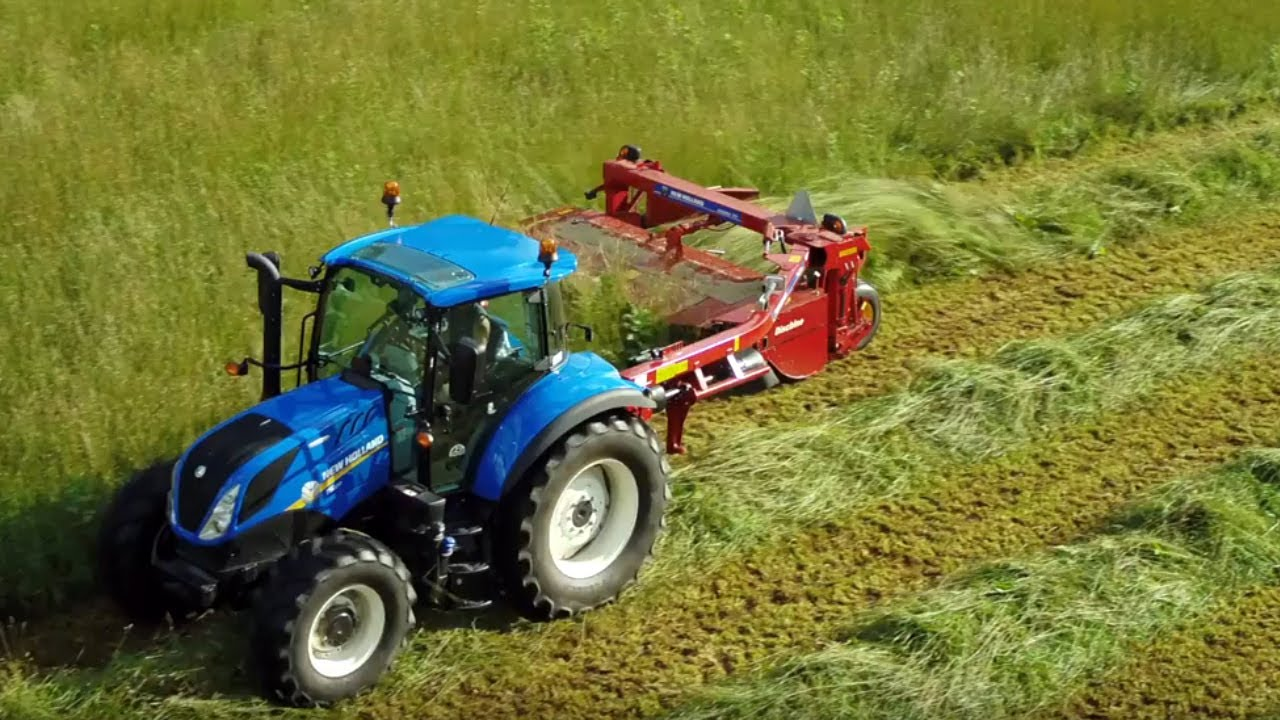 2019 New Holland Agriculture Discbine 210R for sale in