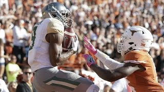 Baylor Football: Highlights vs. Texas