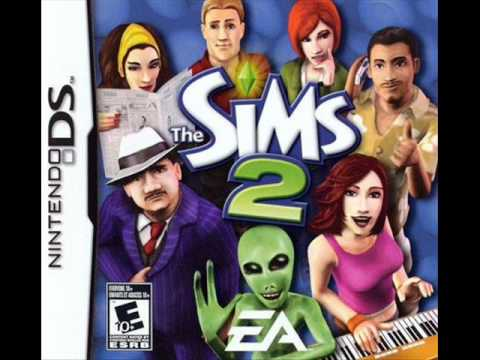 The Sims 2 (DS) Music - Create a Sim