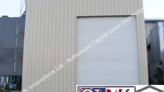 Oz Uk Csb Industrial Biomass Cover Steel Building