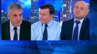 Дебат Т.Дончев/И.Калфин ДенятOnAir 19.5.14 tvBulgariaOnAir
