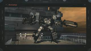 Armored Core V Tutorial