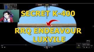 Moza   TUTORIAL k-400 SPAM BOM LUXVILE