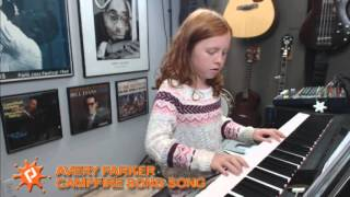 Campfire Song Song piano cover by Avery Parker