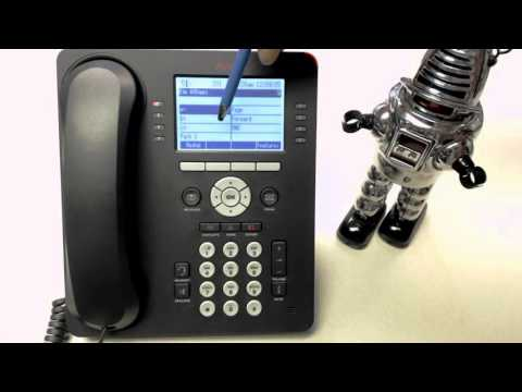 Avaya 9508 9608 Phones Training Series