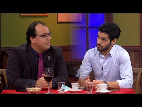 Blauco Rodriguez y Andrés Ojeda