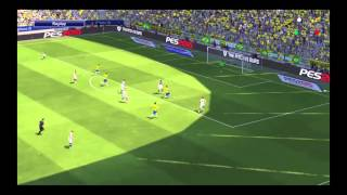 FIFA 15 vs PES 2015 - BUG CHALLENGE