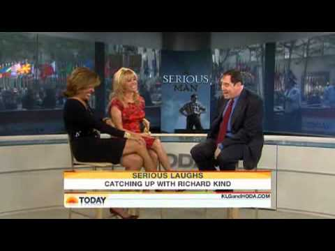 Richard Kind on The Today Show.