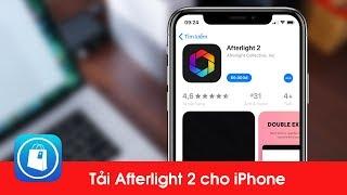 Afterlight 2 - app chỉnh sửa ảnh thần thánh ra phiên bản mới