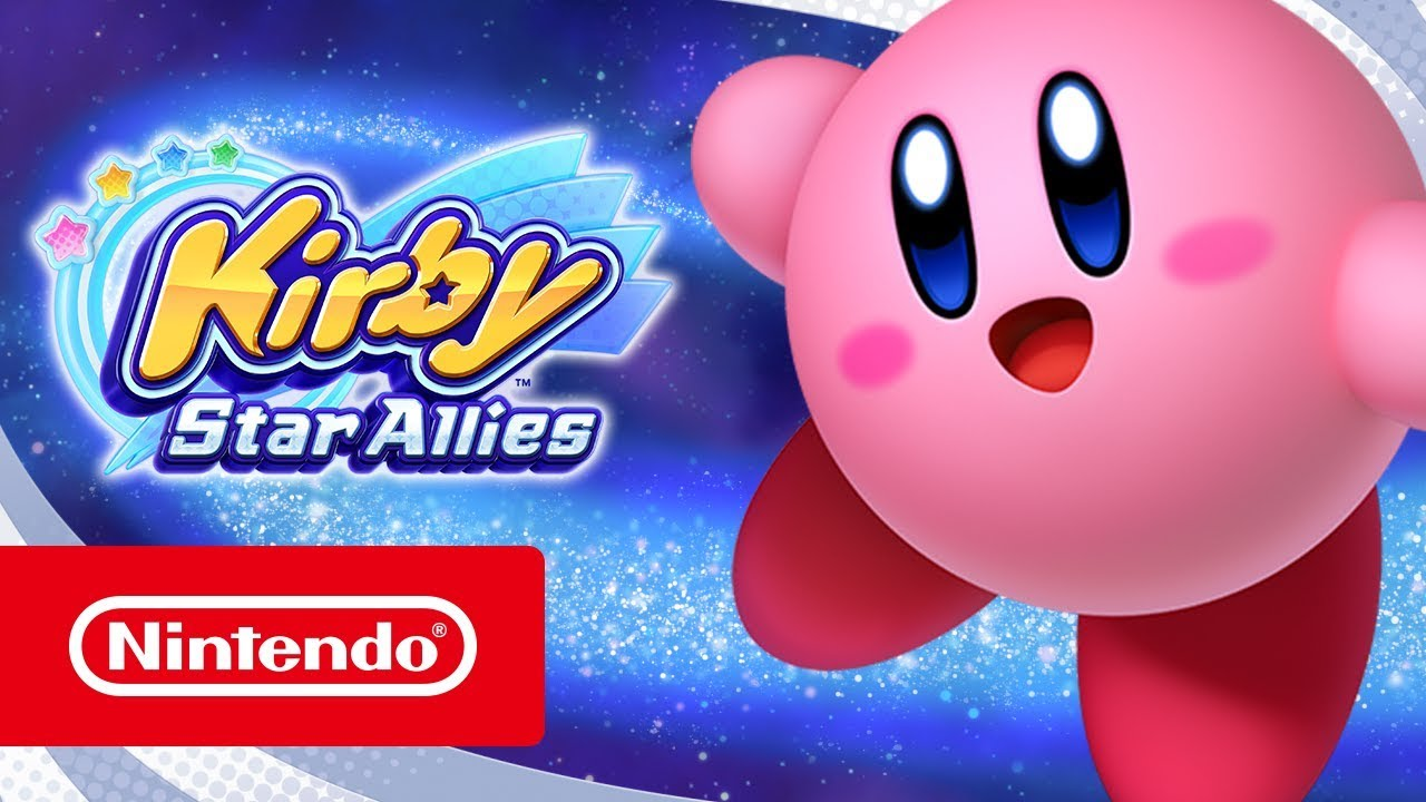 Kirby Star Allies - Bande-annonce de lancement (Nintendo Switch)